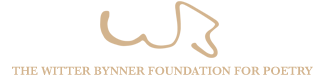 The Witter Bynner Foundation for Poetry logo